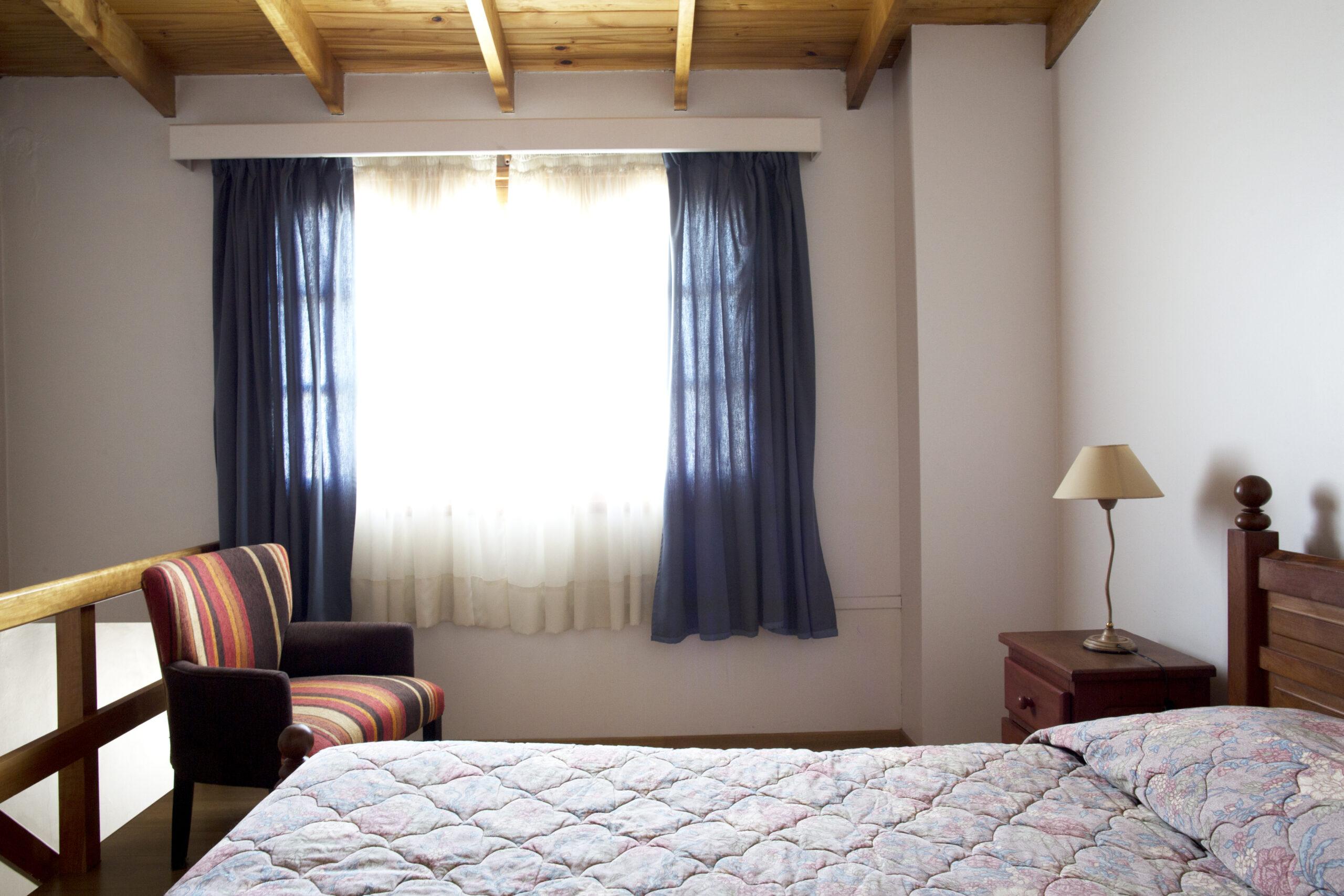 Durmiendo en Ushuaia